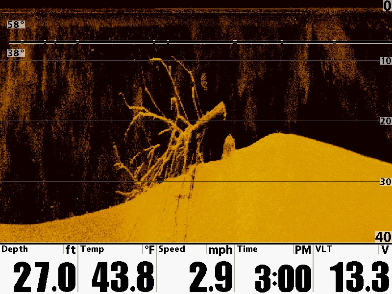 Awesome Humminbird Side Imaging And Down Imaging Photos