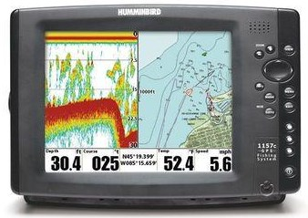 humminbird 1157c combo humminbird 1157c combo nvb « top fishfinders, Fish Finder