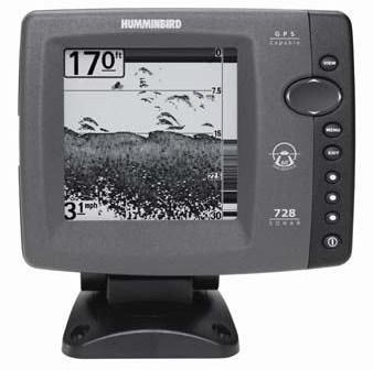 Humminbird 728 Sonar Fishfinder