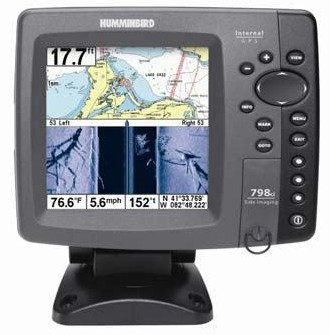 Humminbird 700 Series « Top Fishfinders